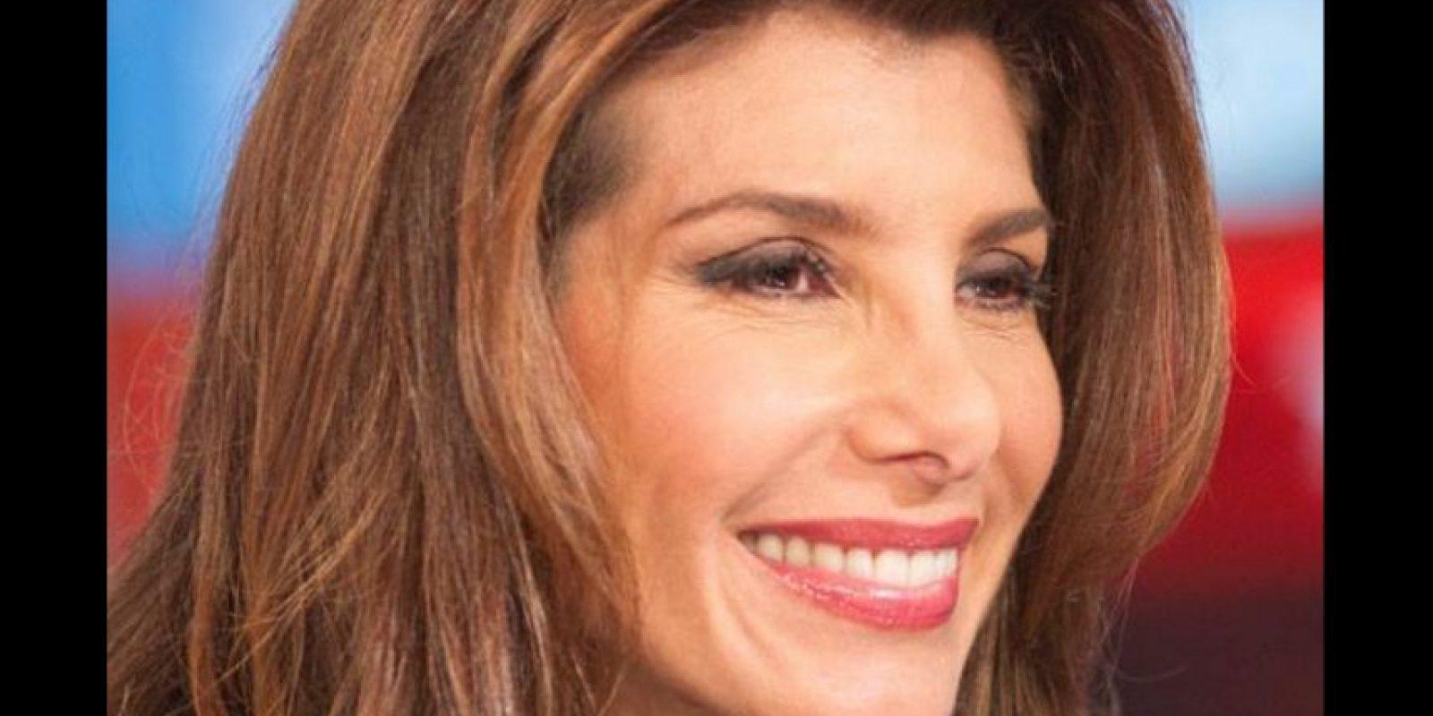La periodista Ángela Patricia Janiot ha dado a conocer la noticia mediante las redes sociales. Foto:Vía facebook.com/PatriciaJaniotCNN