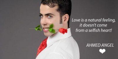 (Pero en sus sueños). Foto:vía Facebook/Ahmed Angel
