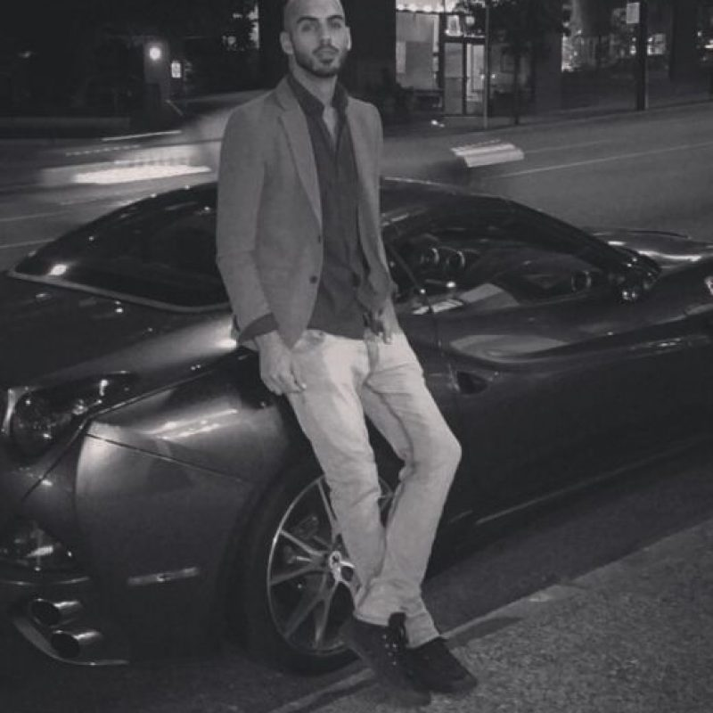 También Ferraris, Lamborghinis y todo tipo de autos de lujo. Foto:Vía Instagram/@omarborkan