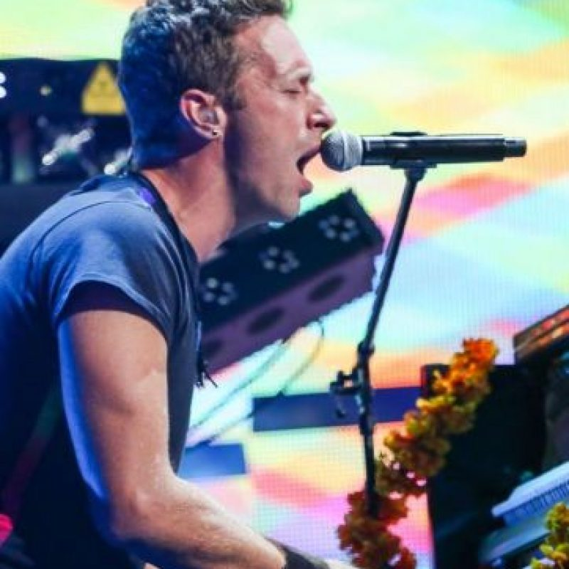 8.- Magic (Coldplay). Foto: Instagram
