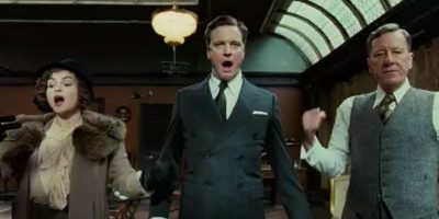 """En """"El discurso del rey"""" la trama gira en torno a Jorge VI quien, para vencer la tartamudez, acude al fonoaudiólogo australiano Lionel Logue. En 2011 ganó cuatro premios Óscar: a la mejor película, al mejor director, al mejor actor y al mejor guión original. Foto:UK Film Council"""