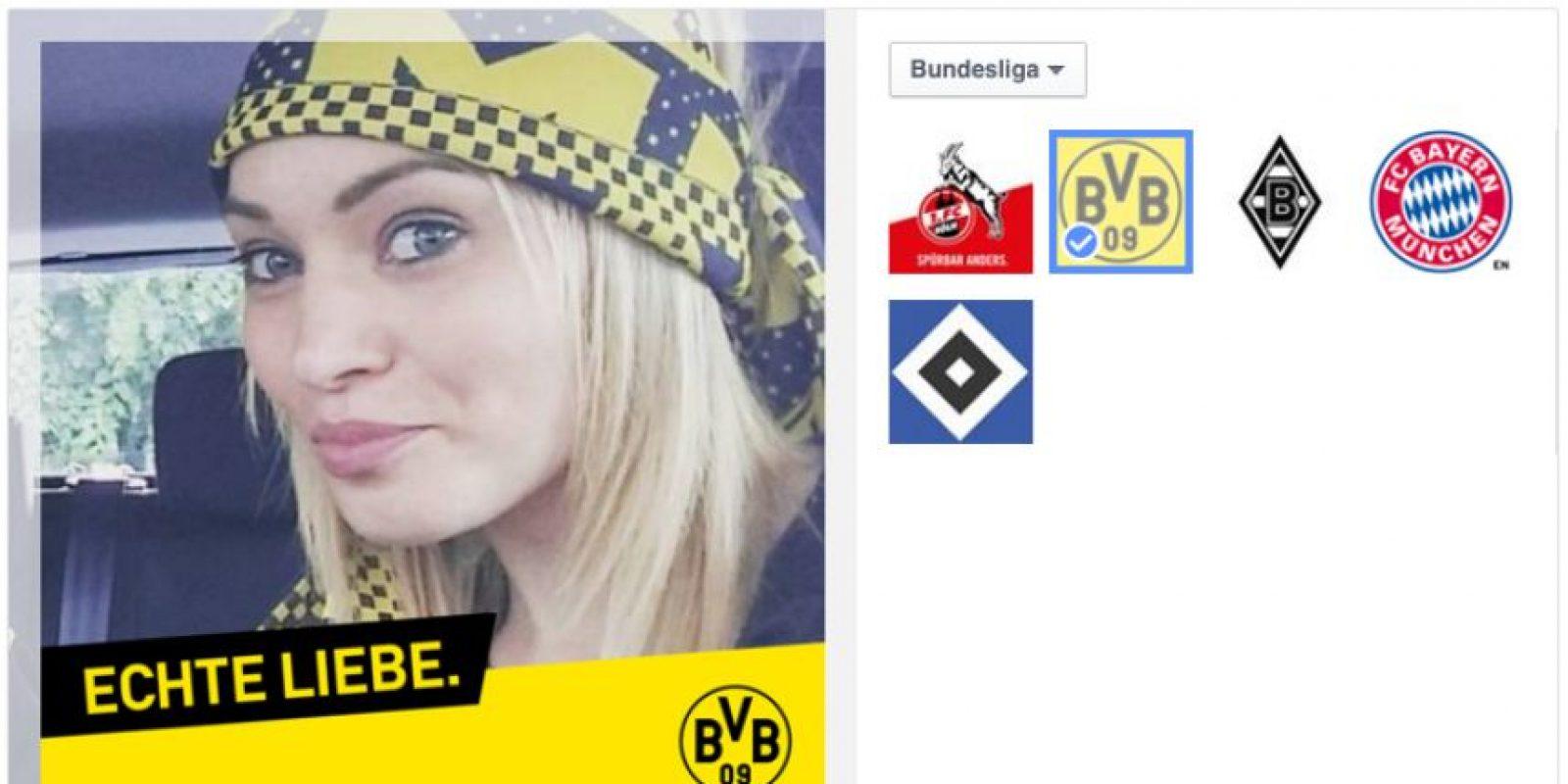 """También hay equipos de la Bundesliga, Ligue 1, Serie A, Súper Liga Turca y hasta del """"Brasileirao"""". Foto:Facebook"""