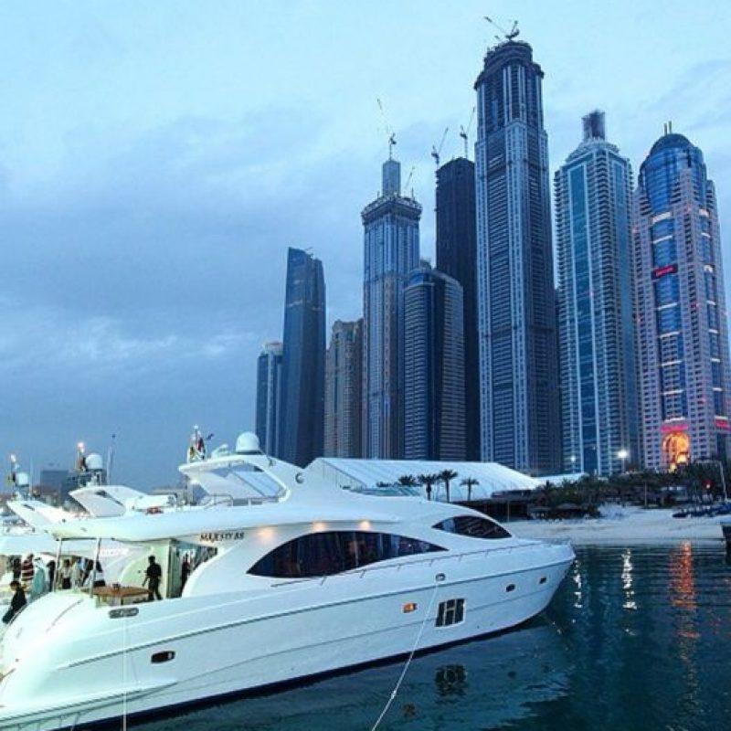 Y los cruceros. Foto:Vía Instagram/@omarborkan