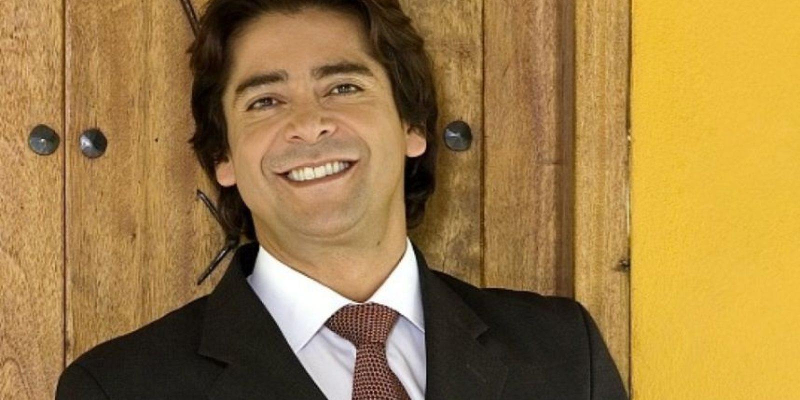 Cabrera enamoró a varios televidentes con su interpretación de un hombre vendedor, hecho a pulzo a la calle y emprendedor. Foto:vía RCN