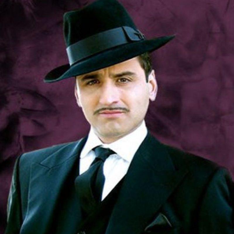 Pero Díaz tiene una respetada carrera en las telenovelas, series y películas de su país. Es admirado por su cambio de registro. Foto:vía Caracol Televisión