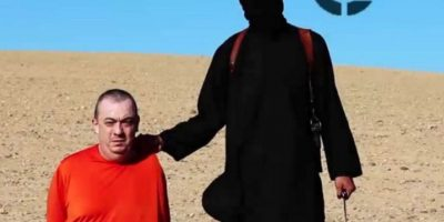 Una de sus víctimas fue Alan Henning, quien brindaba ayuda humanitaria en Siria. Foto:AFP