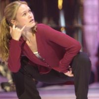"""También estuvo en """"Espera al último baile"""" y en """"Hamlet"""". Foto:vía Getty Images"""