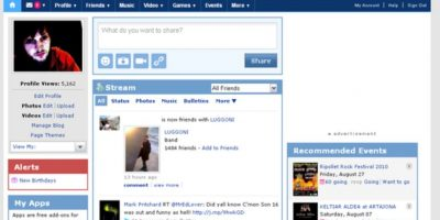 MySpace Foto:MySpace
