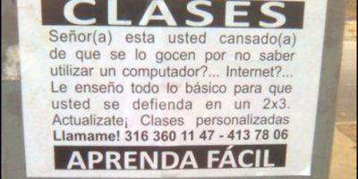 Suena más a anuncio de otra cosa Foto:vía Colombianadas.net