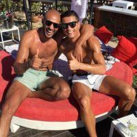 """Los viajes de """"CR7"""" a Marruecos son cada vez más frecuentes Foto:Vía instagram.com/badrhari"""