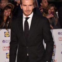 2. David Beckham. Foto:Getty Images
