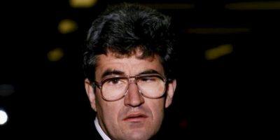 Stephen Milligan fue un político conservador inglés, lo encontraron colgado con ligueros y una media naranja en la boca. Tenía una bolsa de plástico en su cabeza. Por supuesto, causó escándalo en su país. Foto:Getty Images