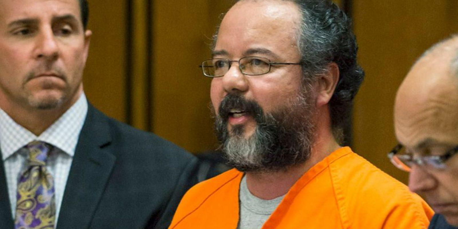 Ariel Castro fue un sociópata que secuestró y violó por 10 años a tres mujeres en Estados Unidos. Foto:Getty Images