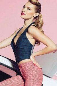 Será Miss Febrero 2016 Foto:instagram.com/kristygarett/
