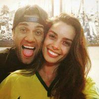 Es la pareja de Dani Alves Foto:Vía instagram-com/joanasanz