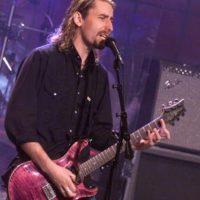 Lanzó otro álbum con Nickelback. Foto:vía Getty Images