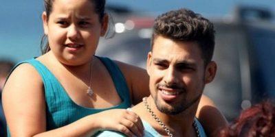 """Fotos: Así adelgazó Agatha, la niña """"gordita"""" de """"Avenida Brasil"""""""