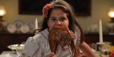 """Era la hermana menor de """"Jorgito"""". Foto:vía Globo"""