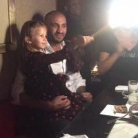 Hari tiene una hija, llamada Amber, que es producto de una relación anterior. Foto:Vía instagram.com/badrhariofficial