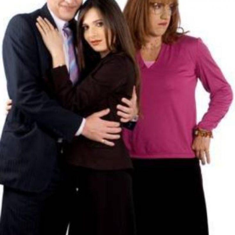 """""""En los tacones de Eva"""" (2006) tuvo su remake con """"Por ella soy Eva"""" (2012). Foto:vía RCN Televisión"""