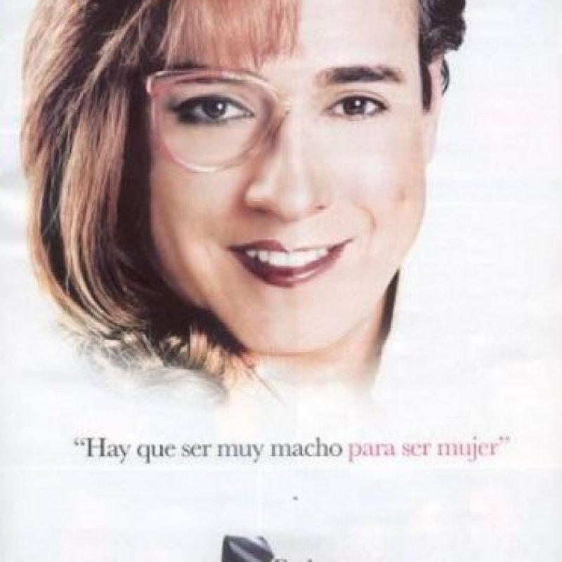 """También su actuación """"cómica"""". Foto:vía RCN Televisión"""