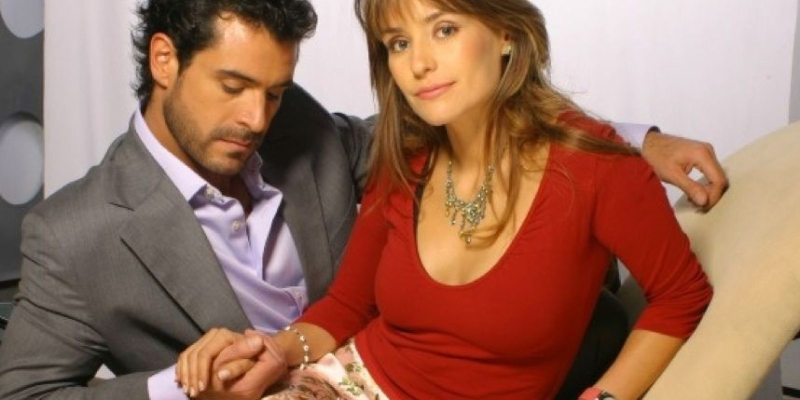 """""""Pura Sangre"""" (2008) tuvo su remake con """"Mañana es para siempre"""", ese mismo año. Foto:vía RCN Televisión"""