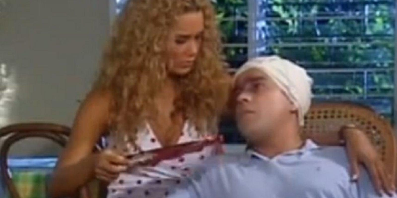 """A """"La costeña y el cachaco"""" (2003) le hicieron el remake con """"La Vecina"""" (2015). Foto:vía RCN Televisión"""