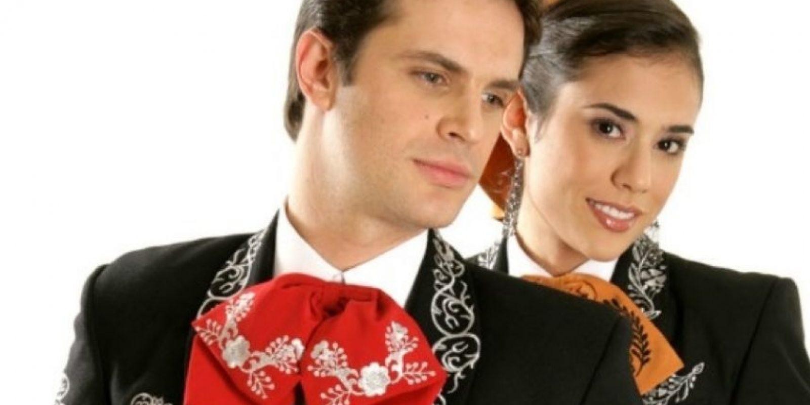 """También se criticó el casting de algunos personajes principales del triángulo amoroso, sobre todo de """"Coloso"""". Foto:vía RCN Televisión"""