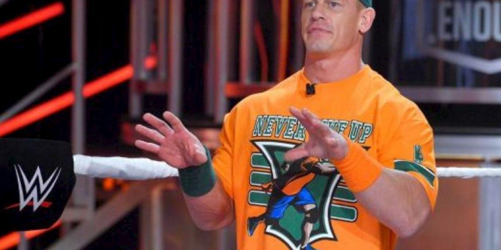 """En ese tiempo también actuó en la comedia """"Sisters"""" Foto:WWE"""