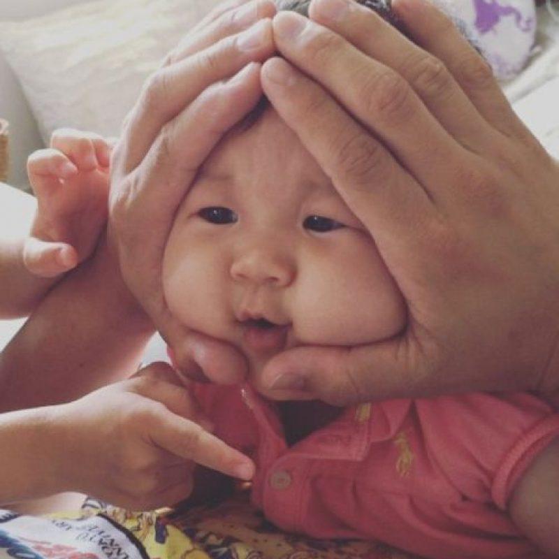 ¡El resultado fue este! Foto:Vía Twitter/#riceball