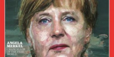 """5 fotos que demuestran que Angela Merkel no es solo una """"Dama de hierro"""