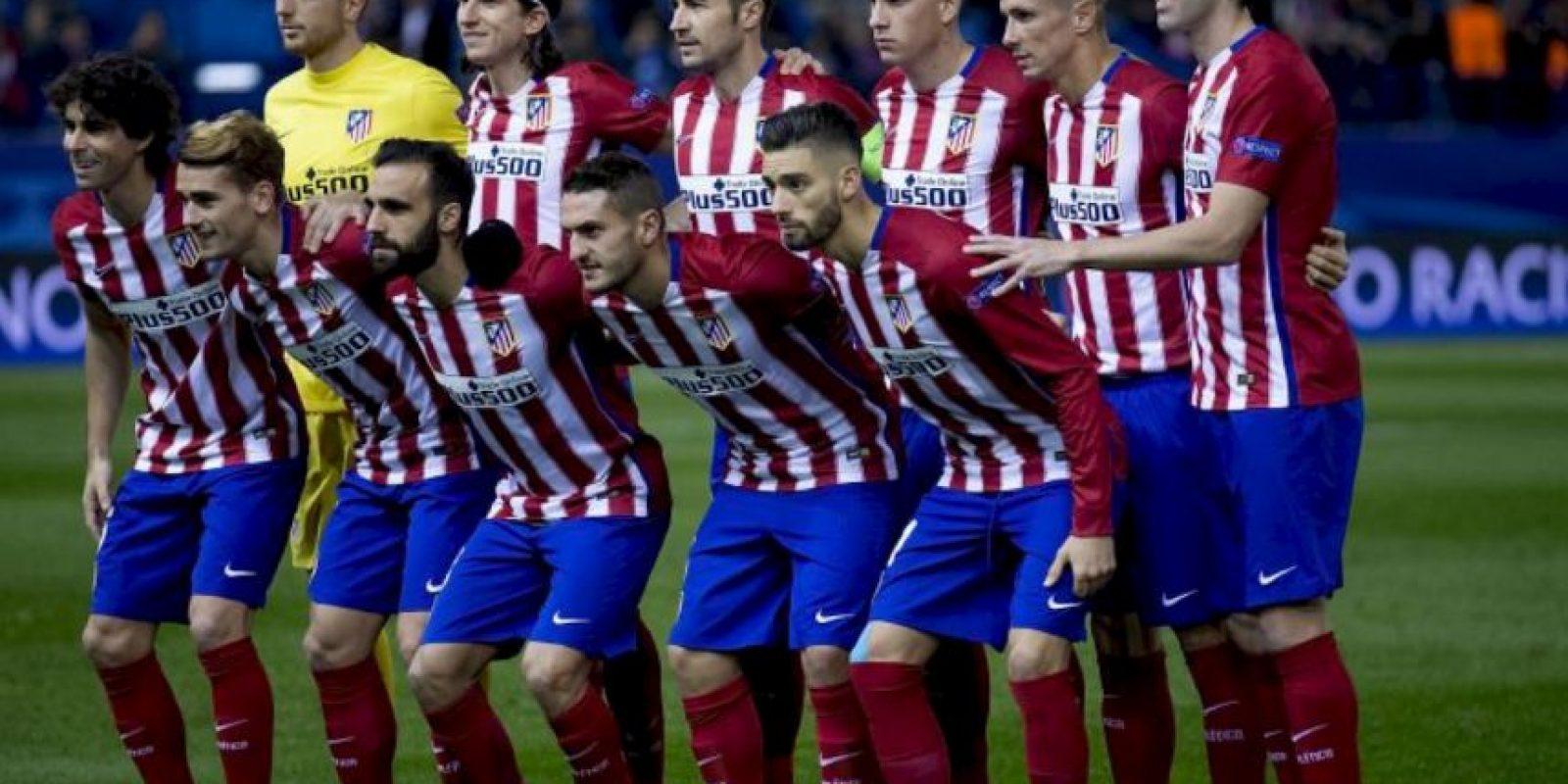 5. Atlético de Madrid Foto:Getty Images
