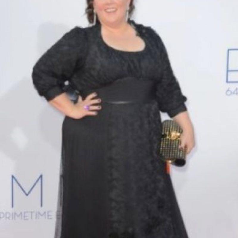Ha sido criticada por su peso. Foto:vía Getty Images