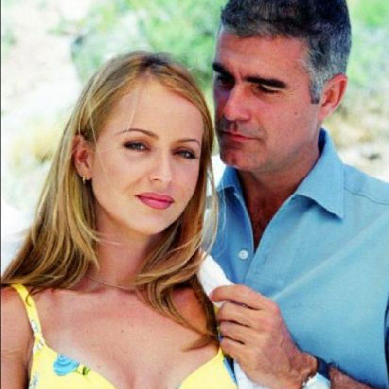 """""""Por tu amor"""", de 1999. Foto:vía Televisa"""