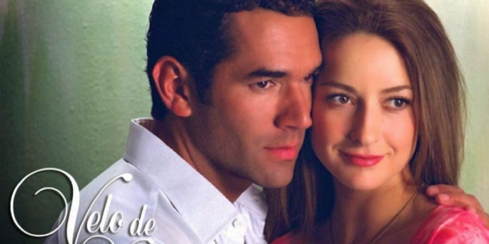 """""""Velo de Novia"""", de 2003. Foto:vía Televisa"""