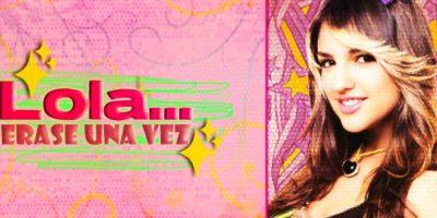 """""""Lola…érase una vez"""" fue un horrible remake de """"Floricienta"""". Foto:vía Televisa"""
