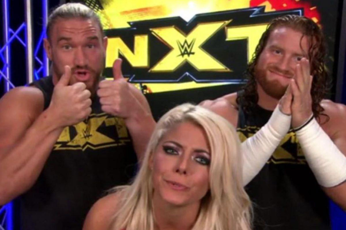 Blake & Murphy Foto:WWE