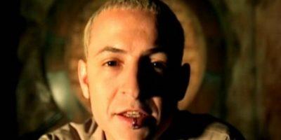 """Cheste Bennington, de """"Linkin Park"""". Foto:vía Linkin Park/VEVO"""