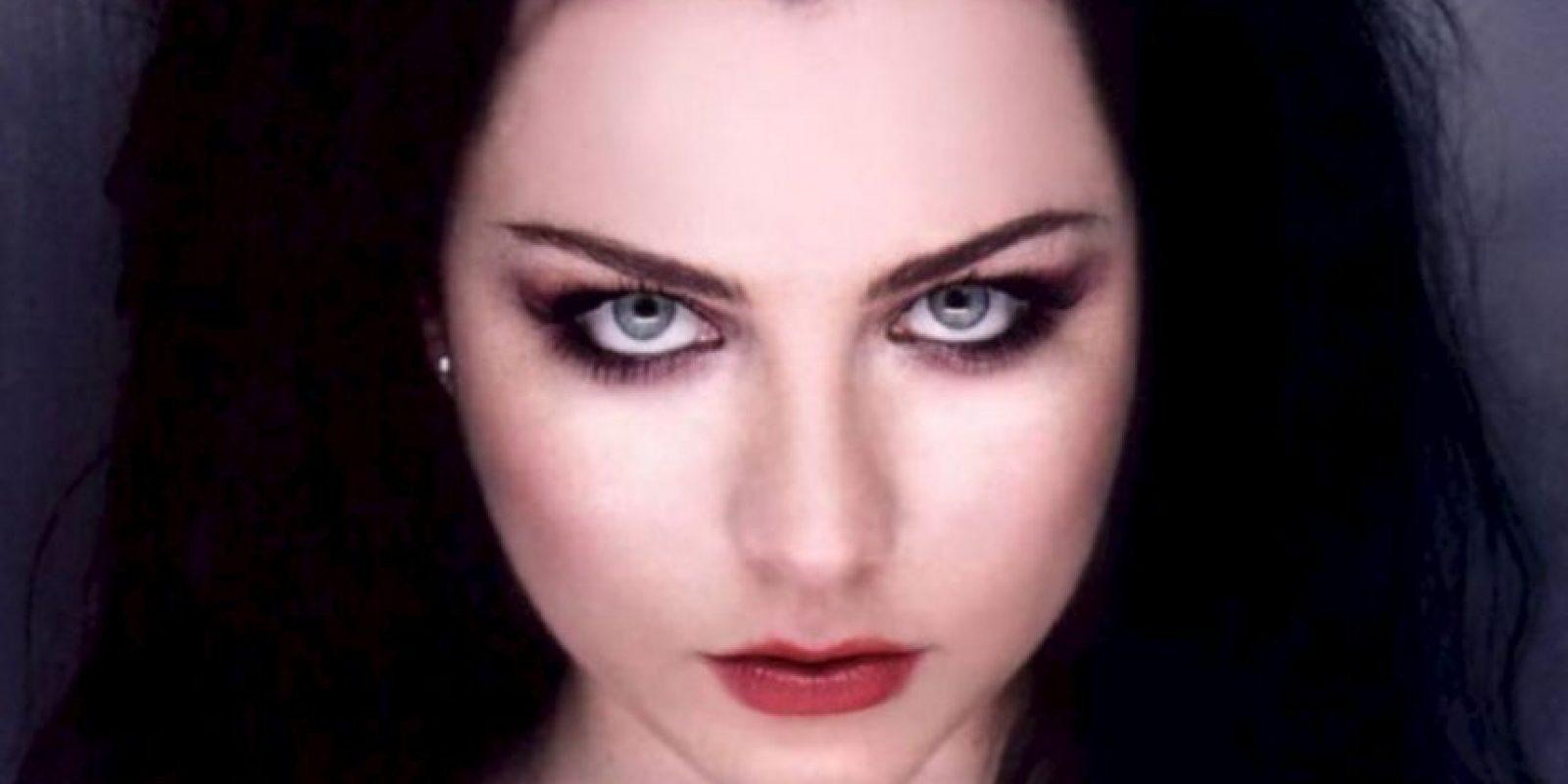 "Se hizo famosa con canciones como ""Bring me to life"". Foto:vía Evanescence/VEVO"