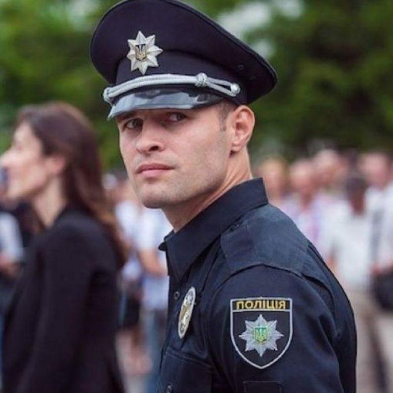 5. Los más guapos policías de Ucrania Foto:Vía Twitter
