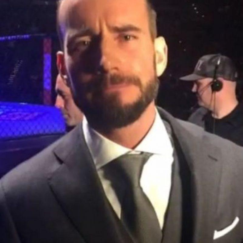 No era el prototipo de luchador fuerte. Foto:WWE