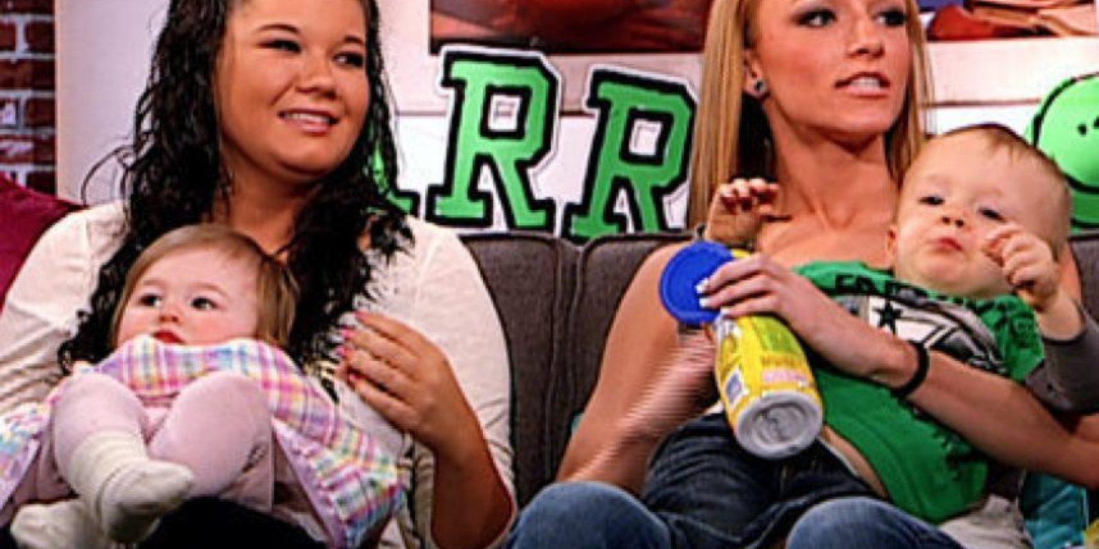 Pero las otras tres llevan sus vidas de forma sensata. Foto:vía MTV