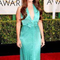 Lana del Rey, como la sirenita de una telenovela de los 70. Foto:vía Getty Images