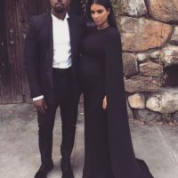 5. Su matrimonio con Kanye West. Foto:vía Instagram/kimkardashianwest