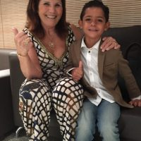 """Ella es la encargada de la educación y cuidado del heredero de """"CR7"""". Foto:Vía instagram.com/doloresaveirooficial"""