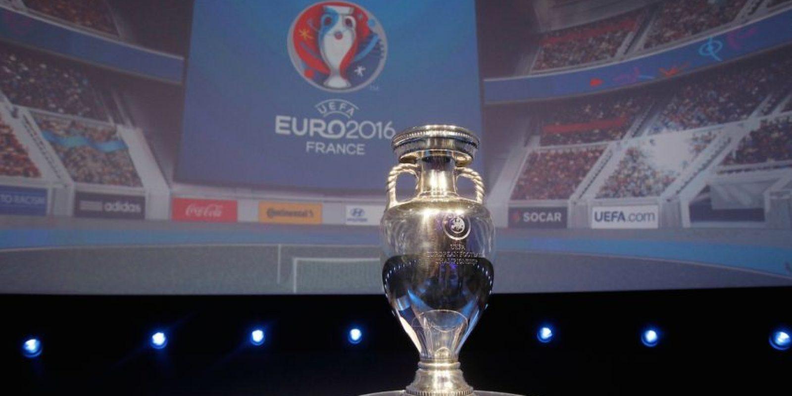 ¿Listos para el sorteo de la Eurocopa 2016? Estos son los bombos: Foto:AFP