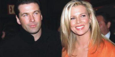 Se casó con Alec Baldwin en 1993 y tuvo a su hija Ireland en 1995. Foto:vía Getty Images