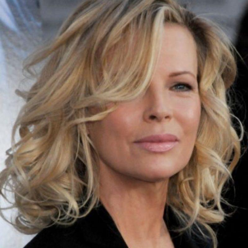Sigue siendo un modelo de belleza. Foto:vía Getty Images