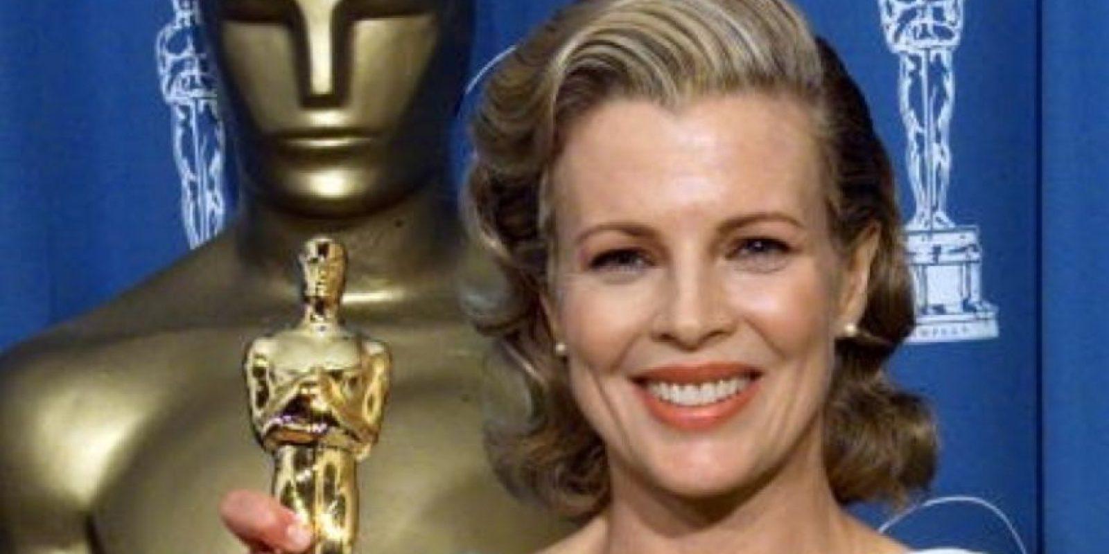 """Por este ganó el Oscar a """"Mejor Actriz Secundaria"""". Foto:vía Getty Images"""