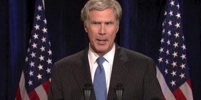 Will Ferrell imita a Bush y compara a Trump con un Oompa Loompa
